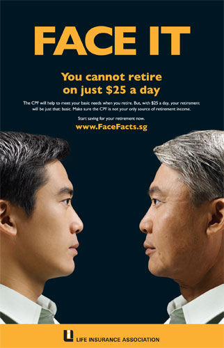 You cannot retire on just $25 a day