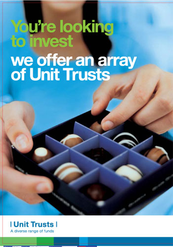 You're looking to invest, we offer an array of Unit Trusts