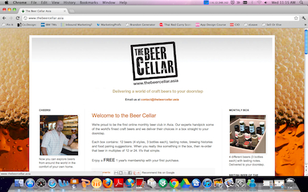 The Beer Cellar